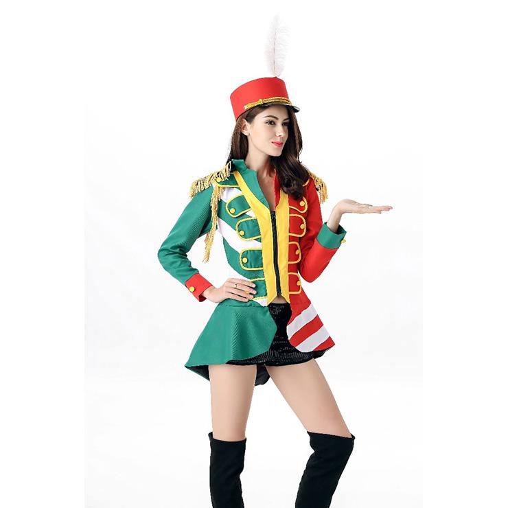halloween costume Majorette