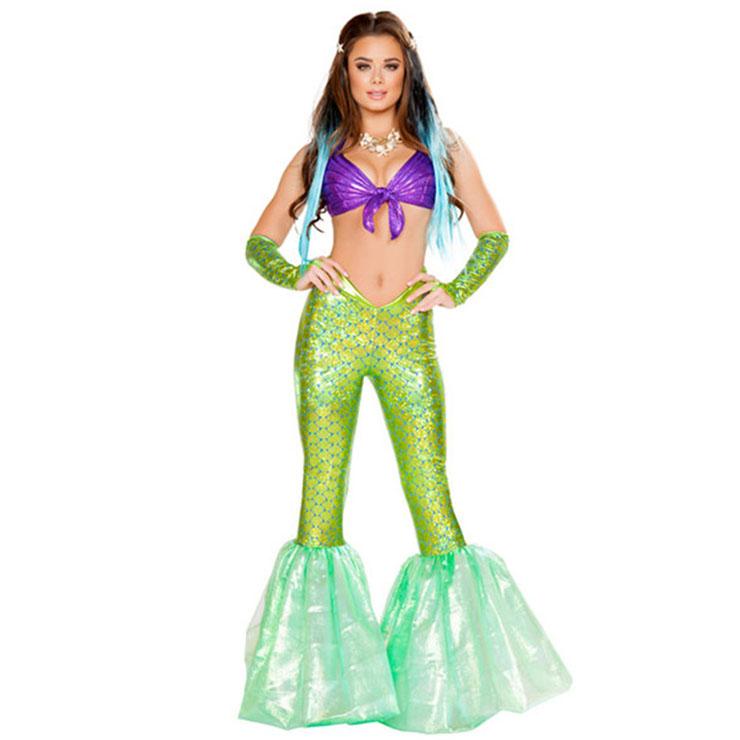 Women's Daughter of the Sea Mermaid Costume  N14736