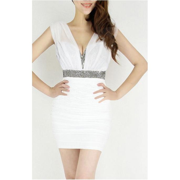 Sexy Mini Dress N6817
