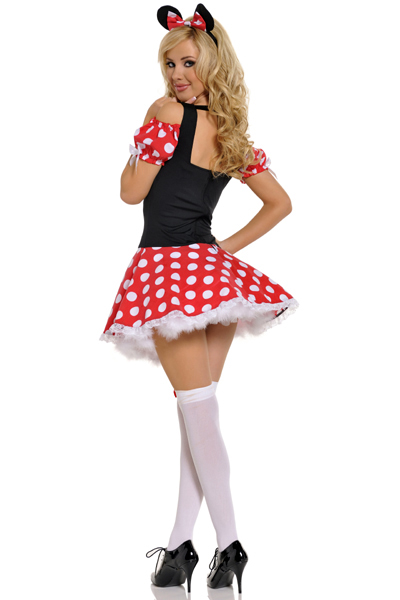 Sexy Mouse Costume, Naughty Mouse, Mouse Costume, #M7249