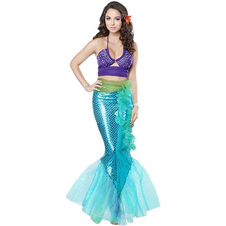 Women's Mythic Mermaid Adult Halloween Costume  N14735