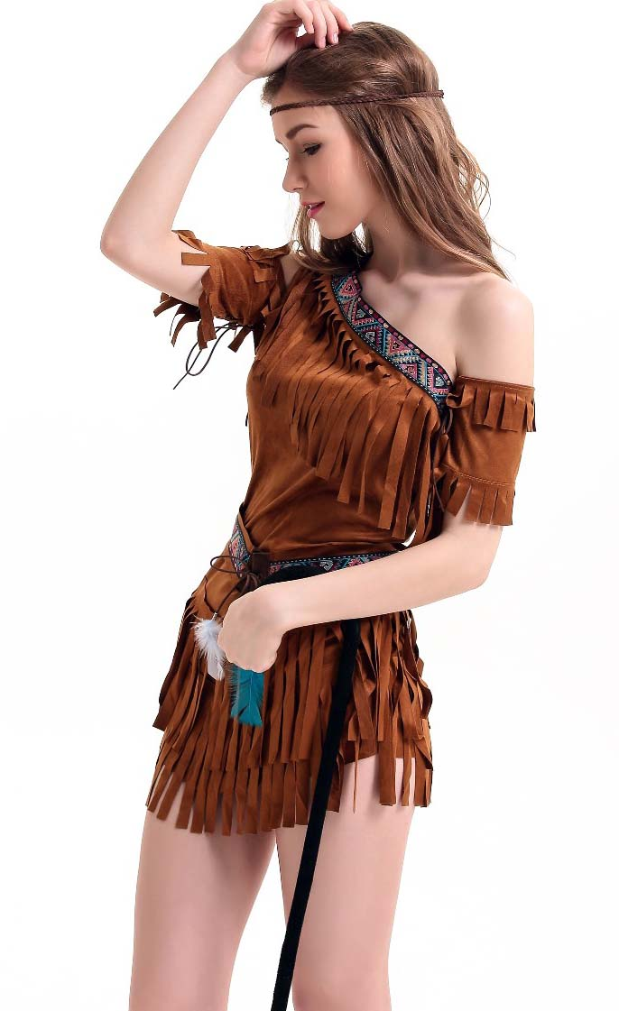 Are sexy native american women something