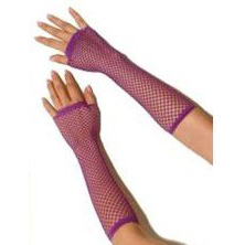 Sexy Purple Gloves HG7283