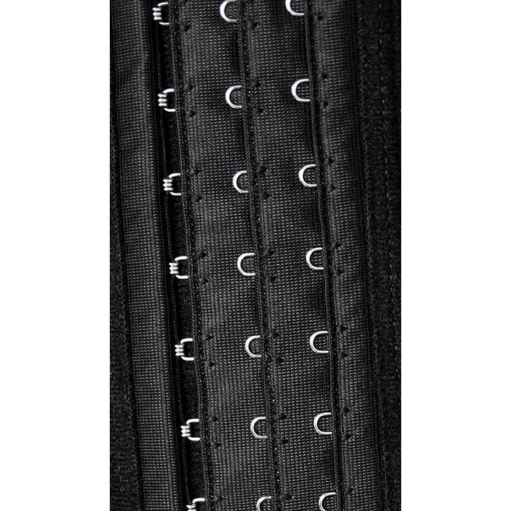Steel Bone Vest Corset, Latex Underbust Corset, Royalblue Underbust Corset, Women