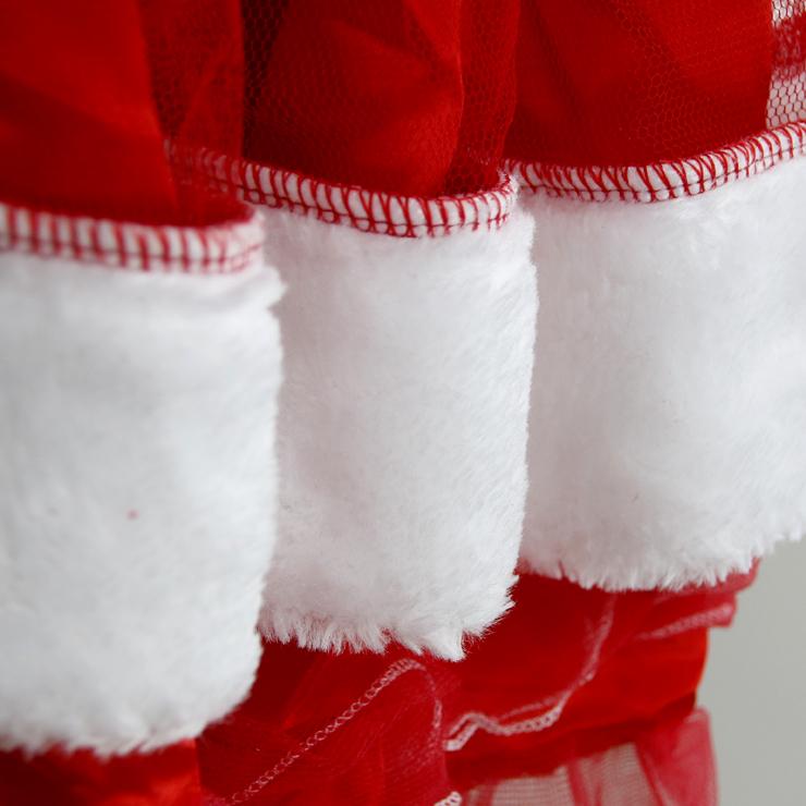 Sexy Christmas Costume, Red Velet Christmas Costume, Christmas Costume for Women, Cute Christmas Skirt, Miss Santa