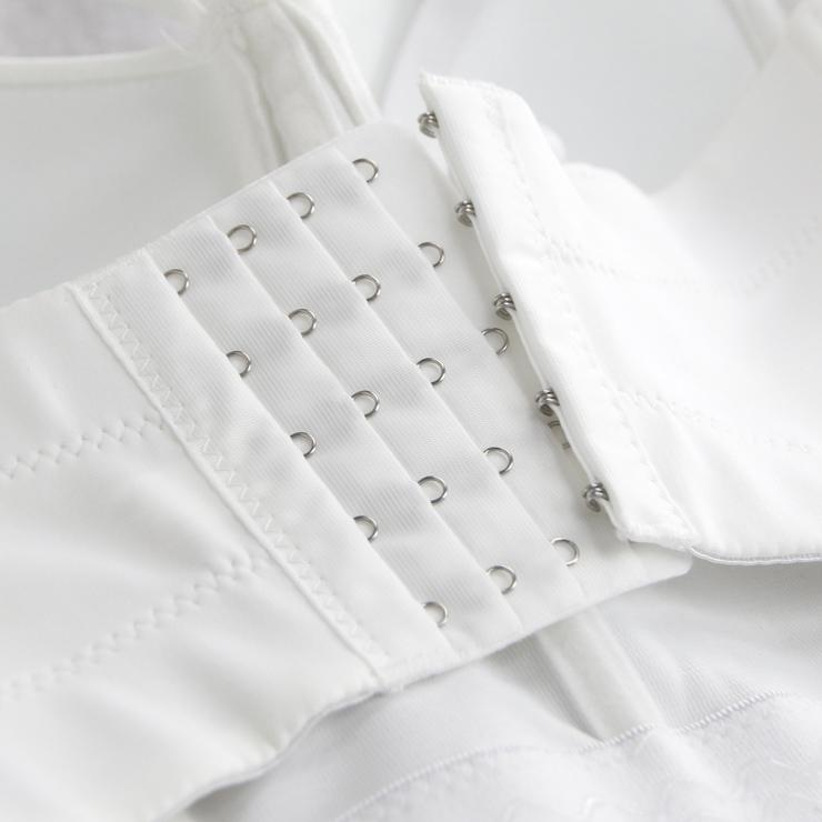 Sexy Pure White Bra Top, B Cup Bustier Bra, B Cup Bustier Bra for Women, Sexy White Clubwear BraCrop Top, Gothic White Crop Top, #N18721