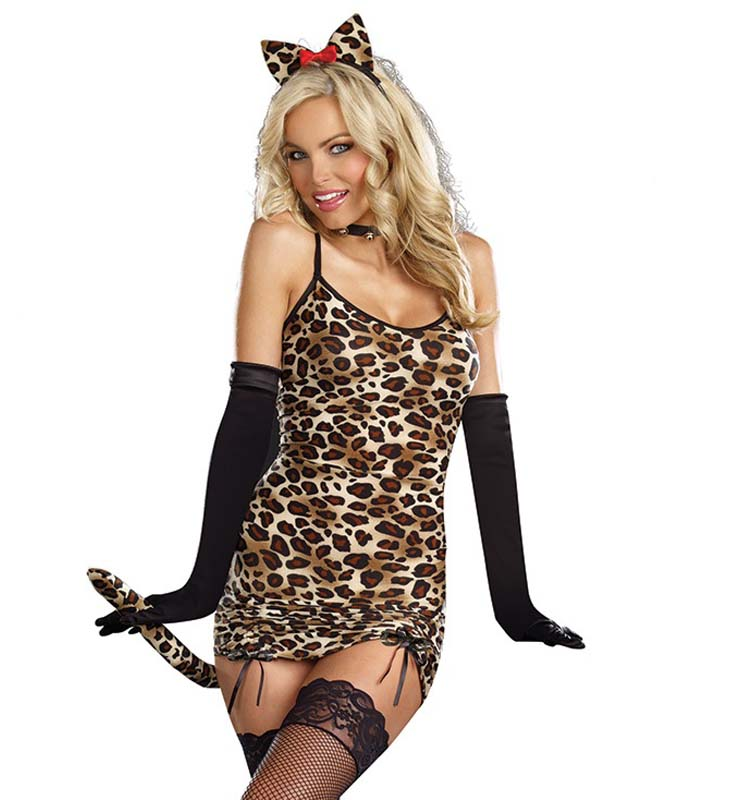 Other women s clothing sexy wildcat costume was listed for r450 00