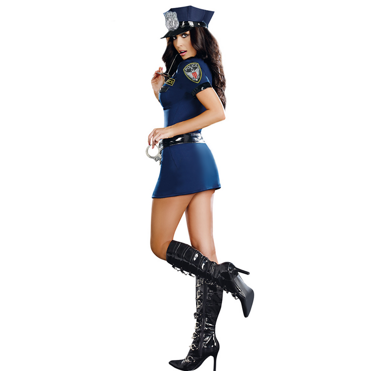 Sexy police officer halloween costumes