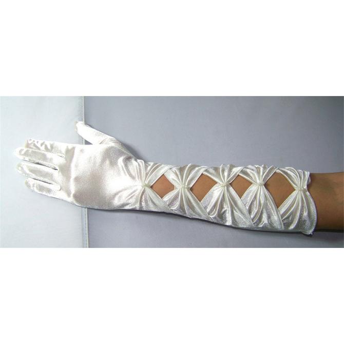 Sexy satin gloves HG1919
