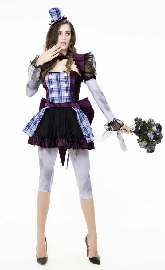 ec7688ab697 Shattered Porcelain Doll Costume N10613