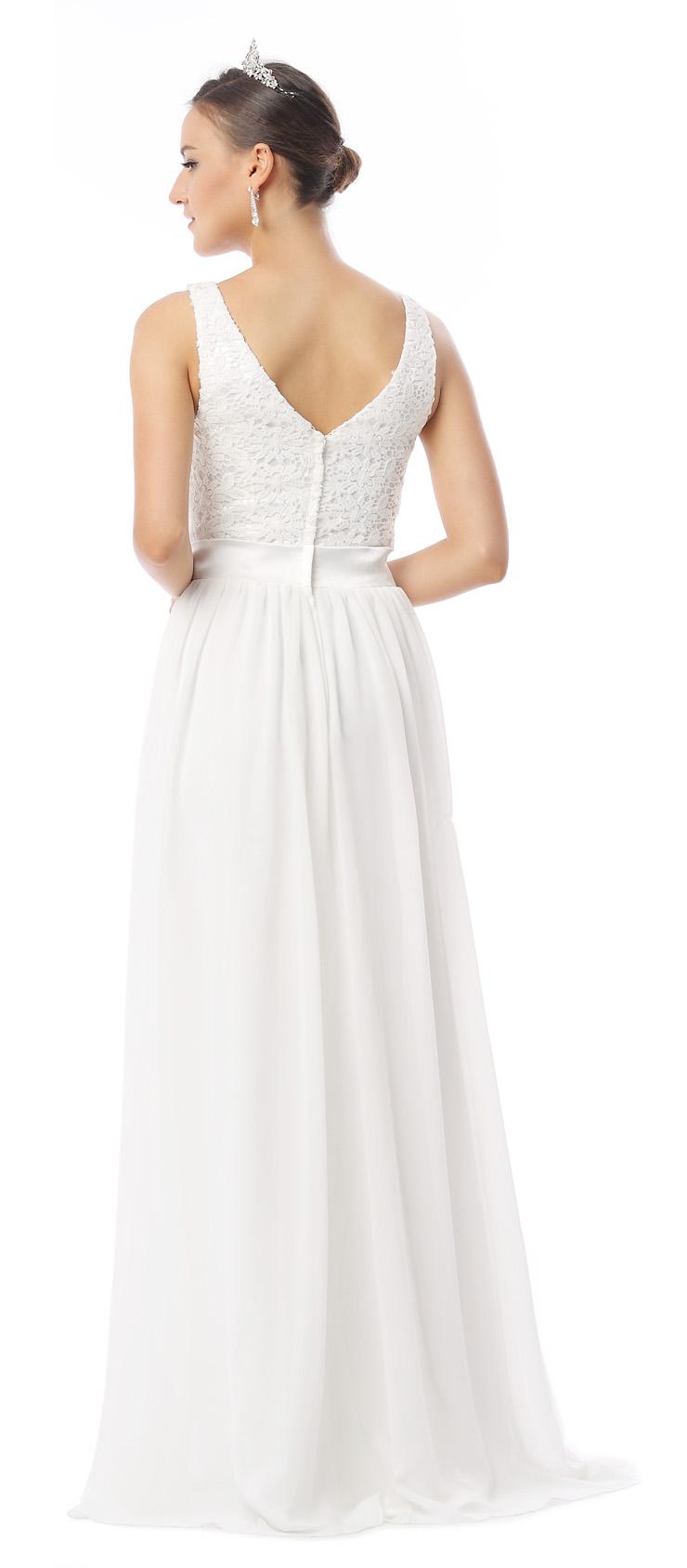 2017 fairy sheathcolumn ivory lace v neck natural waist chiffon ivory bridesmaid dressesbridesmaid dresses for cheap fairy prom dresses 2015 new bridesmaid ombrellifo Gallery
