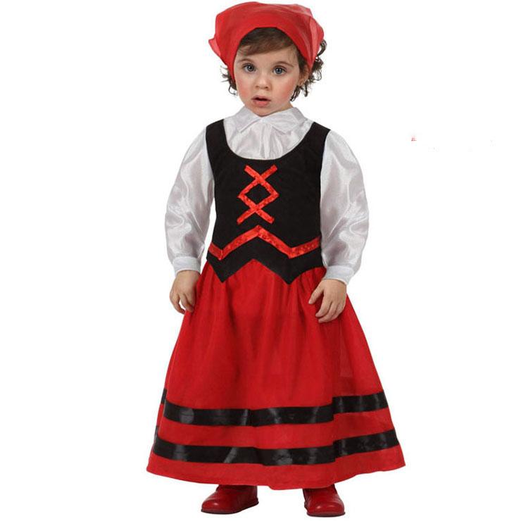 Lovely Shepherdess Girl Costume N5970