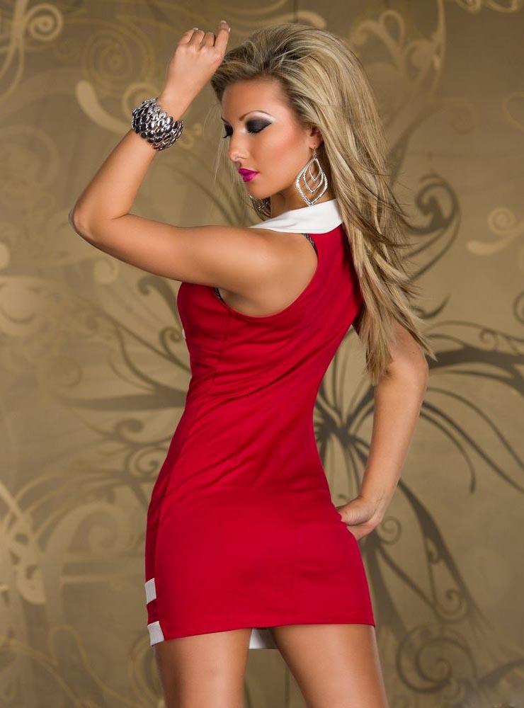 все настоящее красное платье стриптиз вроде