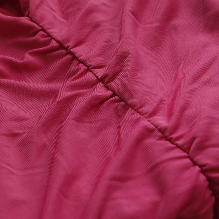 One Shoulder Ruched Dress, One Shoulder Dress with Rhinestone Buckle, One Shoulder Pink Scrunch Dress, #N8444