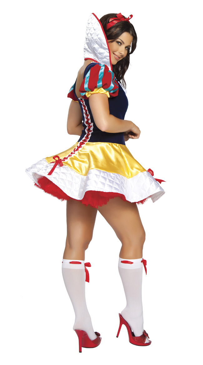 50462595743 Snow White Costume N2488