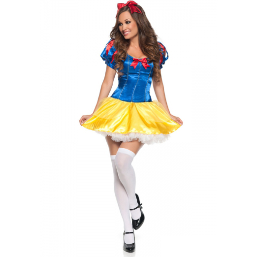 Snow White Costume N6282