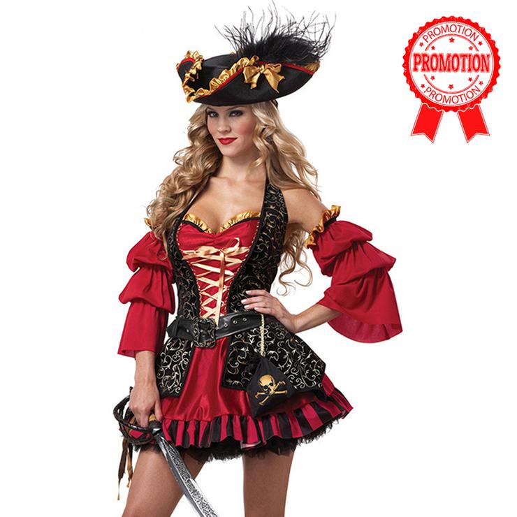 Spanish Pirate Costume N5104