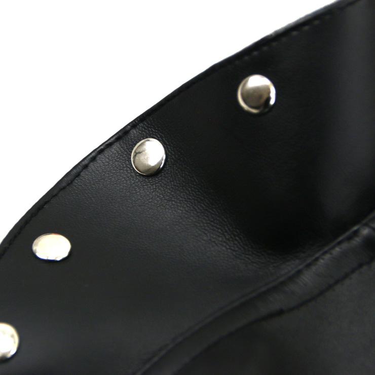 Steampunk Corset for Women, Black Faux Leather Corset, Zipper Punk Overbust Corset, Gothic Retro Overbust Corset, #N16209