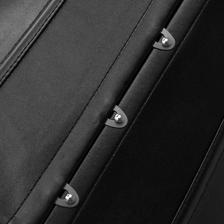 Steel Boned Waistcoat Corset, Steampunk Waist Cincher Overbust Corset, Faux Leather Waistcoat Overbust Corset, Waist Cincher Vest Corset, Sexy Black Corset for Women, #N18020