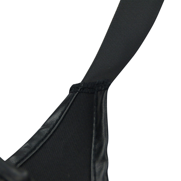 Halter Plastic Bone Underbust Corset, Steampunk Underbust Corset, Halter Stripe Underbust Corset, Plastic Bone Underbust Corset, Steampunk Vintage Underbust Corset, #N15822