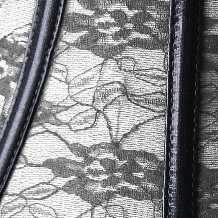 lace corset, Sexy Corsets, black corset, #N2348
