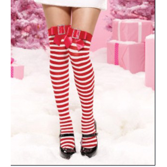 Striped Christmas Stockings HG2191