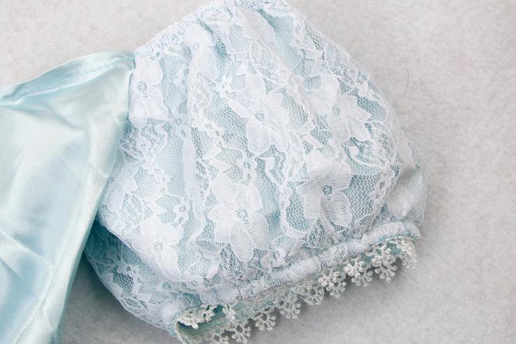 Deluxe Enchanting Princess Costume, Princess Costume, Cinderella Costume, #N2634
