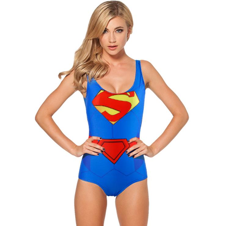1ee75aa15a Superman Bathing Suit N7798