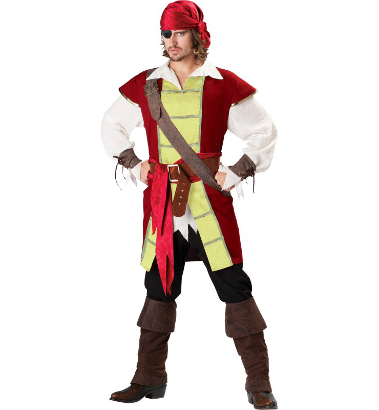 Swashbuckler Premier Adult Costume N6786