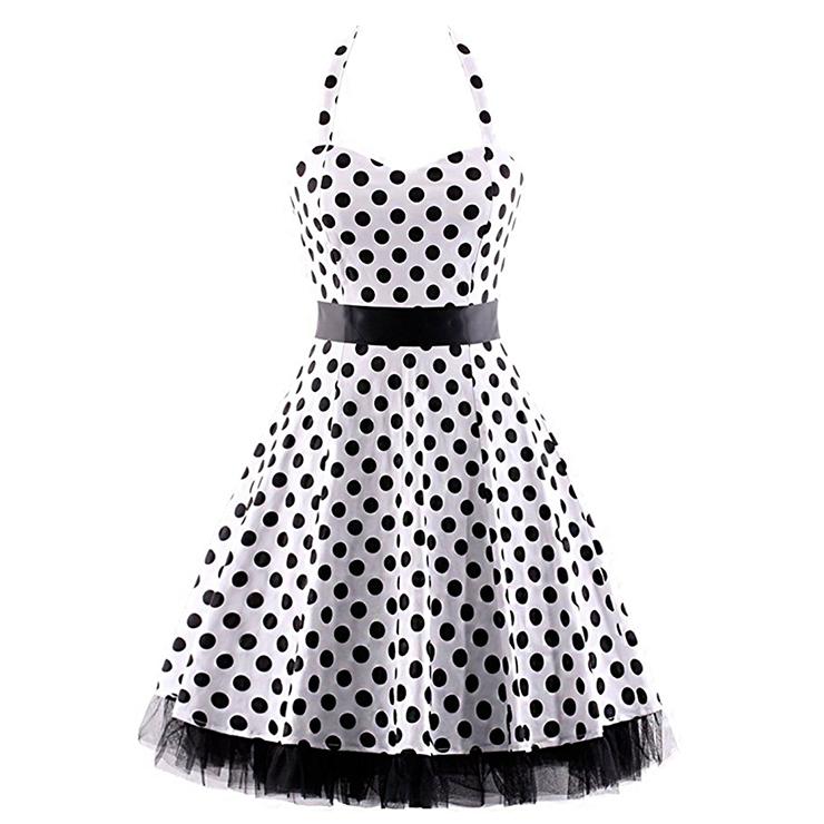 Retro Sweetheart Dress