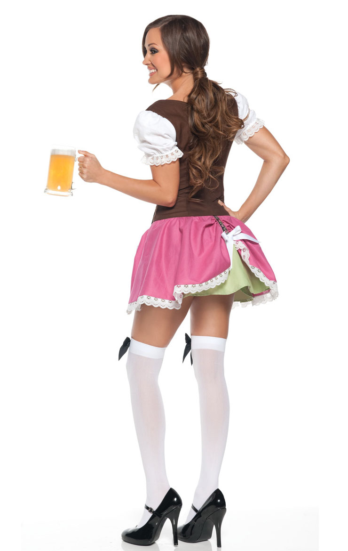 sc 1 st  MallTop1.com & Swiss Girl Beer Costume N8647