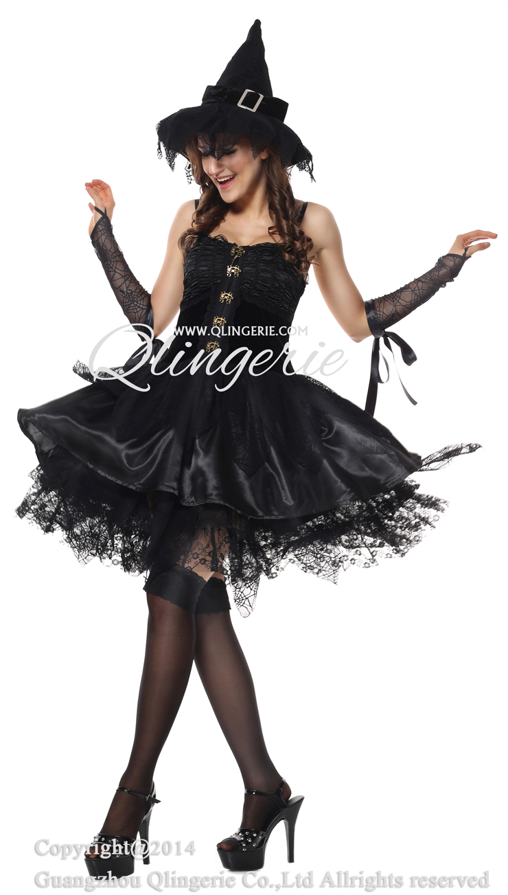 The Bad Witch Costume N9168
