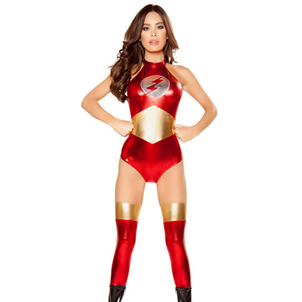 the flash romper halloween costume n11786