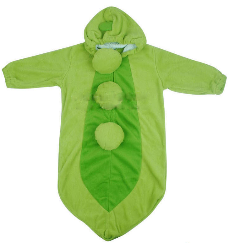d66a0bbce Three Layers Polar Fleece Pea Sleeping Bag N5783