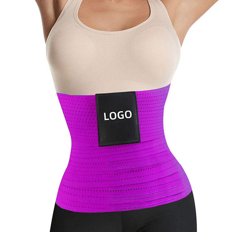 Elastic Waist Trimmer Girdle Belt, Gym Waist Trainer Corset, Waist Trainer Cincher Belt, Slimmer Body Shaper Belt, Cheap Sport Gym Waist Cincher Belt, Workout Enhancer Belt, Adjustable Sports Fitness Waist Belt, #N21474