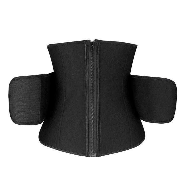 Waist Gym Trainer Corset, Waist Trainer Cincher Belt, Slimmer Body Shaper Belt, Cheap Sport Gym Waist Cincher Belt, Acrylic Bones Corset Belt, Neoprene Sports Waist Belt, #N19264