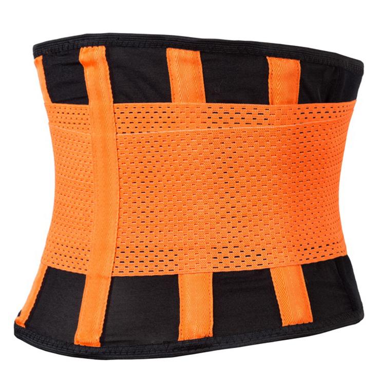 Waist Gym Trainer Corset, Waist Trainer Cincher Belt, Slimmer Body Shaper Belt, Cheap Sport Gym Waist Cincher Belt, Acrylic Bones Corset Belt, #N15283