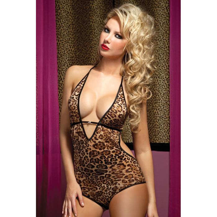 Uptown Teddy Leopard N4695