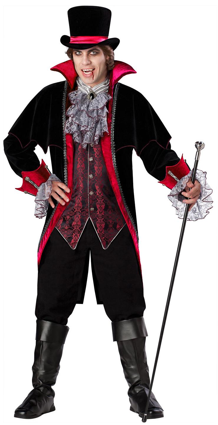 Vampire of Versailles, Mens Vampire Costume, Mens Vampire of Versailles, #N4574