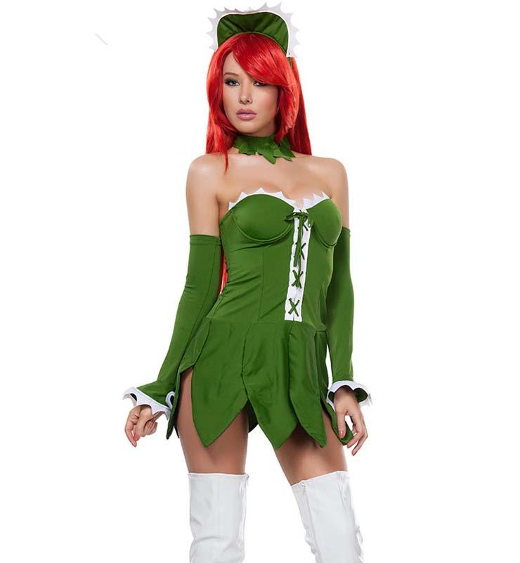 Venus Fly Trap Costume N10640