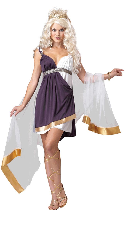 venus goddess of love ladies grecian roman fancy dress