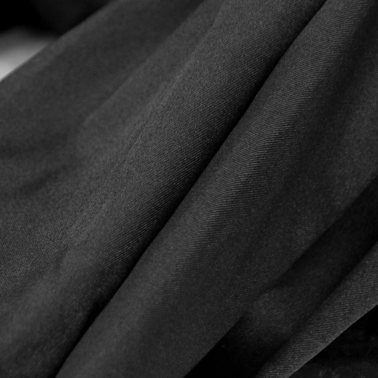 Steampunk Overbust Corset, Brocade Corset, Renaissance Corset Top, Black Gothic Corset, Vintage Corset for Women, #N14047