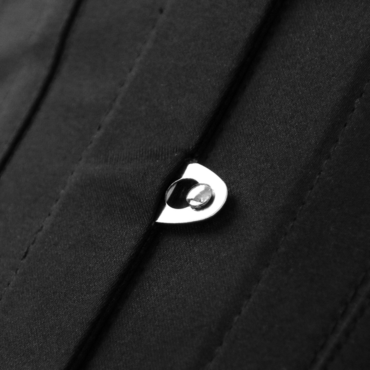 Cheap Corset for Womens, Waist Cincher Corset, Steel Boned Corset, Black Underbust Corset, Brocade Underbust Corset, Women