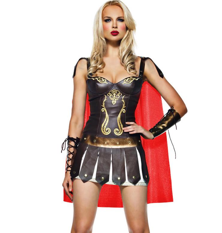 Warrior Princess Costume N1505