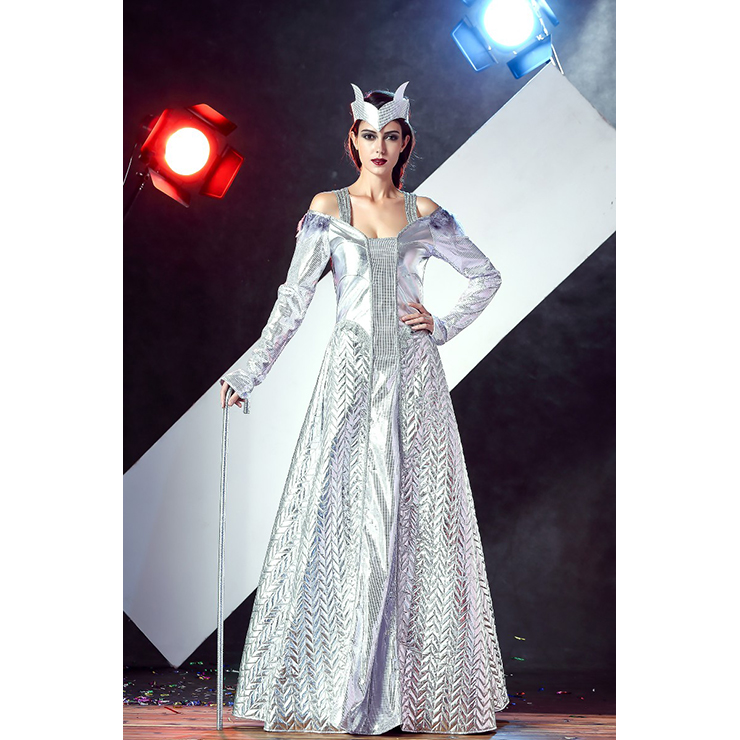 Sexy Costumes, Enchanting Queen Costume, Sexy Adult Fairy Tale Costumes, Winter