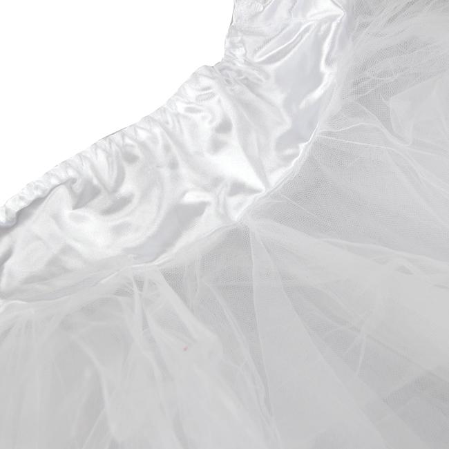 White Mini Skirt, Mini Skirt, Sexy Skirt, Fashion Mesh Tutu Skirt, White Gothic Mesh Skirt, Fashion Mini Petticoat, #HG2666