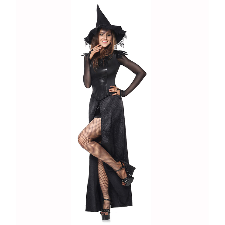 sc 1 st  MallTop1.com & Wicked Me Witch Costume N9176
