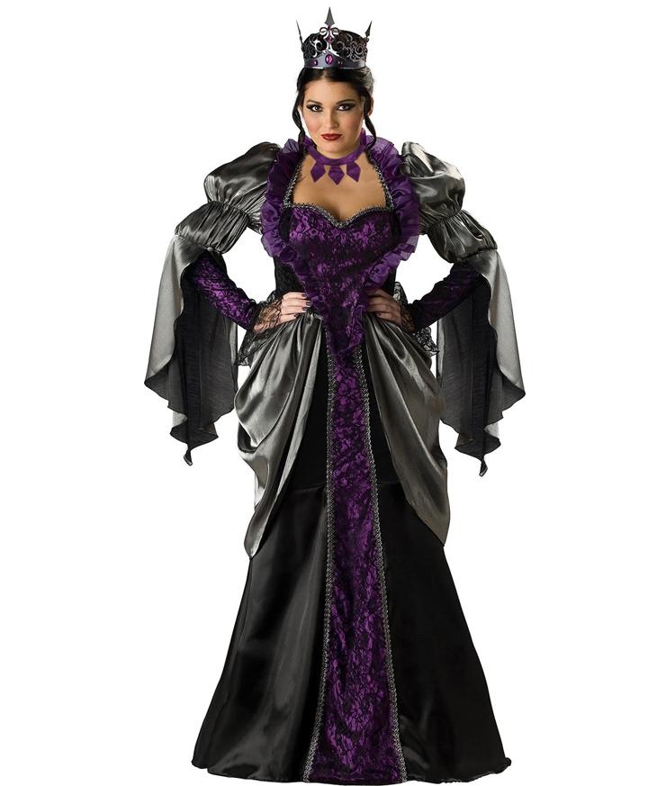 Wicked queen costume N4784