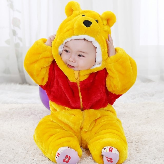 Winnie the Pooh Jumpsuit N6259 70d2dfd3a