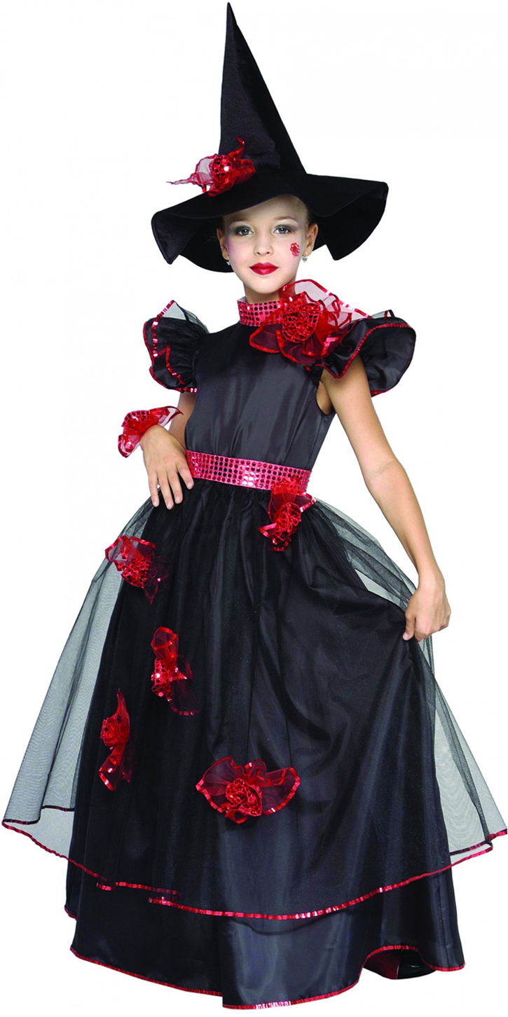 Witch Girl Costumes N5984